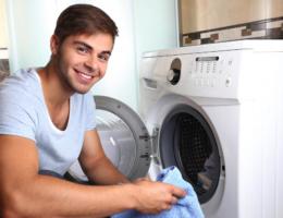 """Giúp bạn """" xử gọn"""" vấn đề máy giặt giặt không sạch"""