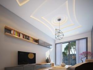 Trần thạch cao - Giải pháp tối ưu cho ngôi nhà bạn