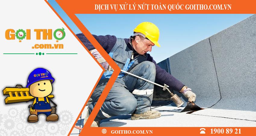 Dịch vụ xử lí nứt toàn quốc tại GOITHO.COM.VN
